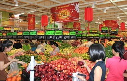 TP.HCM: Các siêu thị đồng loạt mở cửa trở lại