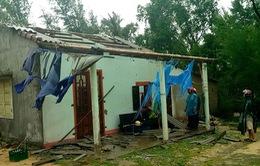 Quảng Trị: Hơn 2.200 nhà tốc mái, 10.000 hộ mất điện do bão số 10