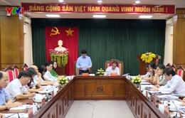 Đề nghị Tuyên Quang thực hiện hiệu quả Nghị quyết Trung ương 4