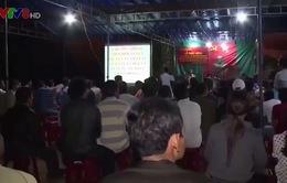 Đắk Lắk tăng cường tuyên truyền Luật giao thông cho đồng bào dân tộc thiểu số