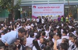 TP.HCM tổ chức tuyên truyền Luật trẻ em cho học sinh tiểu học