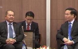 Tăng cường hợp tác tuyên giáo Việt Nam - Lào