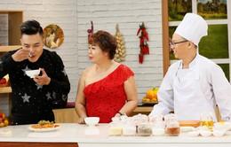 """Diễn viên hài Bảo Lâm lộ tính ham ăn trong """"Tuyệt chiêu ẩm thực"""""""