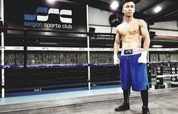 Hạ gục đối thủ chỉ sau 40 giây, Trần Văn Thảo đoạt đai WBC