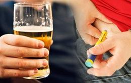 Uống rượu bia vừa phải giúp giảm nguy cơ mắc tiểu đường tuýp 2?