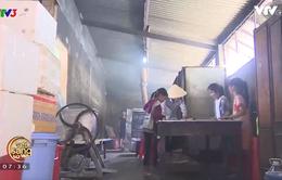 Mái nhà ấm áp của trẻ em mồ côi, nghèo khó