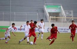 U15 Việt Nam giành chiến thắng ấn tượng trước U15 Đài Bắc Trung Hoa