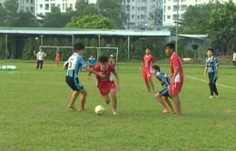 Đội bóng học viện Nutifood-JMG giành chiến thắng trước U13 Kawasaki Frontale