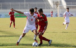 U15 Quốc tế 2017, U15 Việt Nam 1-1 U15 Indonesia: Chia điểm kịch tính