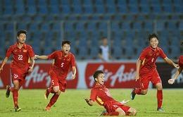 Hạ U15 Thái Lan, U15 Việt Nam vô địch U15 Đông Nam Á