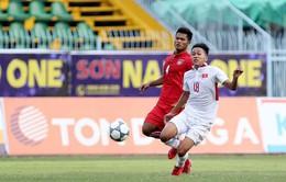 VIDEO: Tổng hợp trận đấu U21 Quốc tế 2017, U19 Việt Nam 1-1 U21 Myanmar