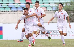 U19 Đài Bắc Trung Hoa – U19 Việt Nam: Phân định ngôi đầu bảng H (16h00 ngày 6/11)