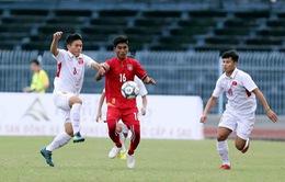 TRỰC TIẾP BÓNG ĐÁ Giải U21 quốc tế 2017: U19 Việt Nam - U21 Yokohama FC (18h30, VTV6)