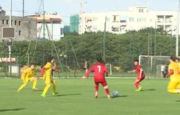 ĐT U19 nữ Việt Nam dần định hình lối chơi và bộ khung