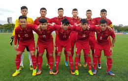 Phân loại hạt giống VCK U19 châu Á 2018: U19 Việt Nam nằm ở nhóm 1