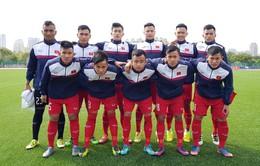 U19 Việt Nam ra quân thắng lợi tại vòng loại U19 châu Á 2018