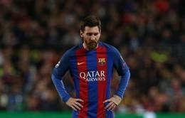 Messi đón tin buồn từ vụ trốn thuế