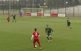 VIDEO: ĐT U20 Việt Nam nhận thất bại đáng tiếc trong trận đấu đầu tiên tại Đức