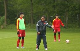 ĐT U20 Việt Nam sẵn sàng hướng tới trận giao hữu thứ 2 tại Đức