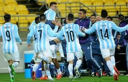 """5 """"sao mai"""" của bóng đá Argentina sẽ đến Việt Nam"""