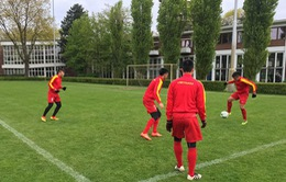 VIDEO: Cập nhật tình hình từ ĐT U20 Việt Nam