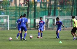 ĐT U20 Việt Nam tự tin trước ngày khởi tranh FIFA U20 Thế Giới 2017