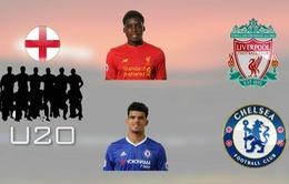 Tìm hiểu về đội tuyển U20 Anh tham dự World Cup U20