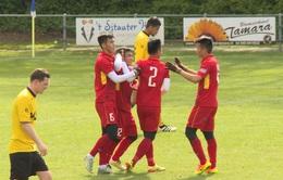 Trận giao hữu hiệu quả của ĐT U20 Việt Nam trước U21 Roda