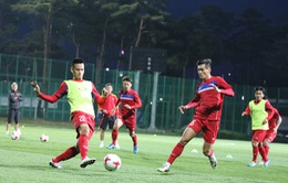U20 Việt Nam sẽ chơi tấn công hay phòng ngự trước U20 New Zealand?