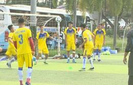 U21 Tuyển Chọn Việt Nam quyết tâm vượt qua U21 Myanmar
