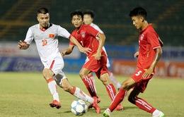 Lịch thi đấu và trực tiếp bóng đá giải U21 Quốc tế ngày 18/12: U19 Việt Nam - U21 Việt Nam, U21 Myanmar - U21 Yokohama