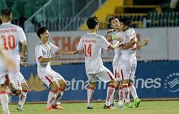 Giải U21 Quốc tế 2017, U19 Việt Nam 1-4 U21 Việt Nam: Trận cầu mãn nhãn!