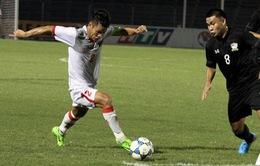 TRỰC TIẾP BÓNG ĐÁ Giải U21 Quốc tế 2017: U21 Việt Nam - U21 Myanmar (18h30, VTV6)