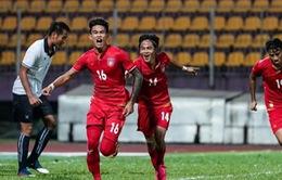 BXH Bảng B, bóng đá nam SEA Games 29: U22 Myanmar giành quyền vào bán kết