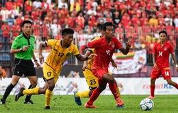 Lịch thi đấu & trực tiếp bóng đá nam SEA Games 29 ngày 21/8: U22 Malaysia - U22 Myanmar, U22 Brunei - U22 Lào