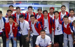 U22 Philippines đặt mục tiêu vào bán kết SEA Games 29
