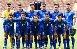 Bóng đá nam SEA Games 29, Bảng B: U22 Philippines 0-2 U22 Thái Lan