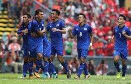 """Bán kết bóng đá nam SEA Games 29: U22 Thái Lan 1-0 U22 Myanmar: Bàn thắng """"Vàng"""" của Samphaodi!"""