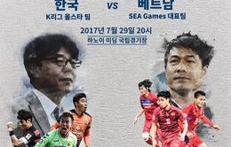 Tìm hiểu về Tuyển các ngôi sao K-League, đối thủ tiếp theo của ĐT U22 Việt Nam