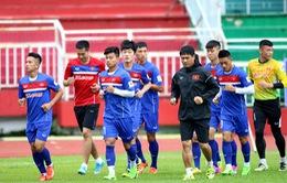 Đội hình dự kiến ĐT U23 Việt Nam trong trận gặp U23 Timor Leste