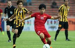 ĐT U23 Việt Nam tập trung vào mùng 7 Tết để đá giao hữu với U23 Malaysia