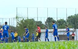 ĐT U23 Việt Nam sẵn sàng trước trận gặp U23 Hàn Quốc