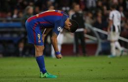 Nếu không ghi bàn vào lưới Espanyol, Suarez lâm nguy