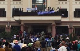 Hà Tĩnh: Khởi tố vụ án gây rối trật tự công cộng, bắt người trái phép ở Lộc Hà