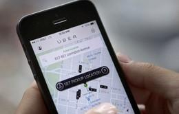 Uber bí mật theo dõi màn hình iPhone
