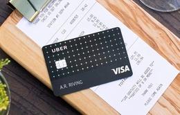 Uber tự phát hành thẻ tín dụng riêng