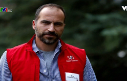 Uber chính thức có Giám đốc Điều hành mới