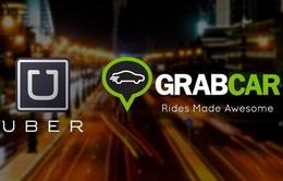 Nhiều sai phạm trong kinh doanh vận tải của Grab, Uber