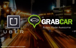 Hà Nội yêu cầu báo cáo số lượng và danh sách lái xe Uber, Grab