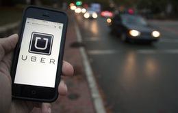 """Uber """"át vía"""" taxi truyền thống tại New York"""